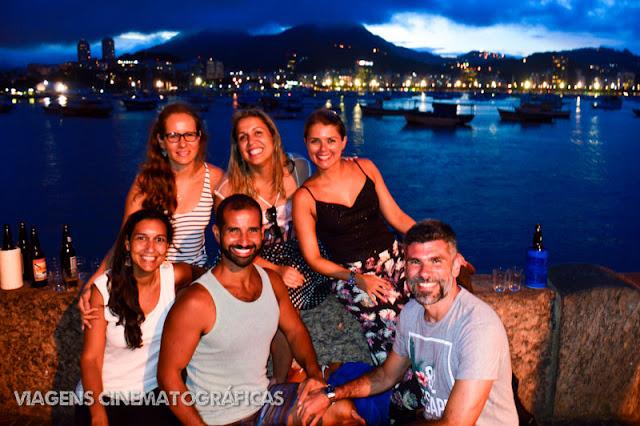 Rio 2016 - Pôr do Sol na Urca