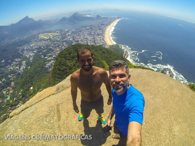 Rio 2016: Roteiro de 4 Dias - Trilha Morro Dois Irmãos