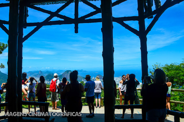 Vista Chinesa - Mirante do Rio de Janeiro