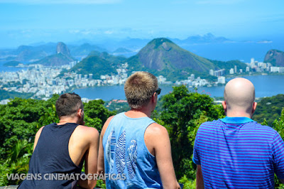 Vista Chinesa: Rio de Janeiro - Mirante