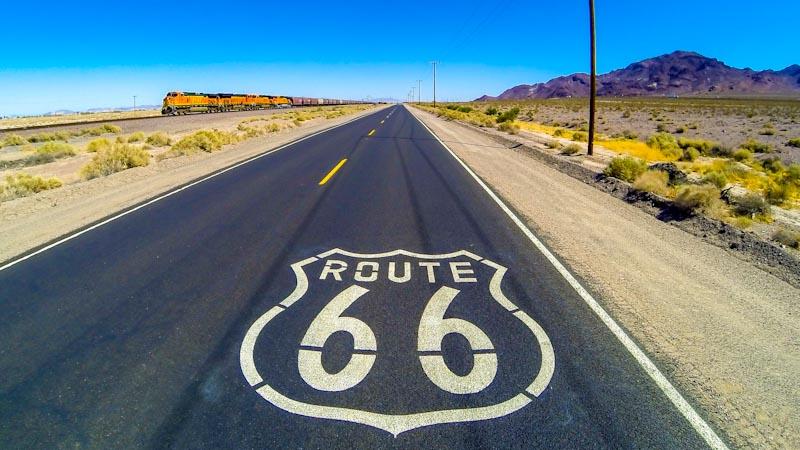 Roadtrip California Estados Unidos - Rota 66
