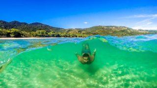 Praia de Lopes Mendes Ilha Grande: Uma das Melhores Praias do Brasil