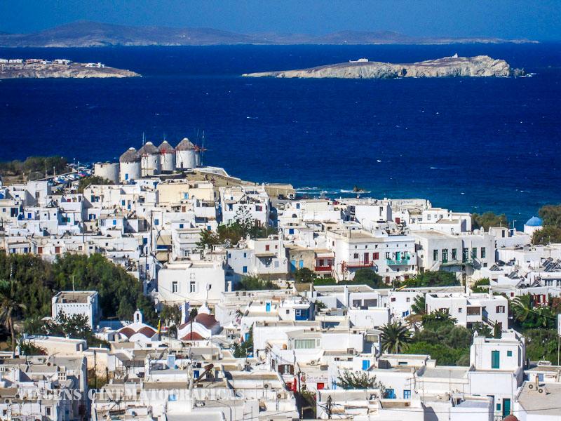 O que fazer em Mykonos em 4 dias - Roteiro Grécia