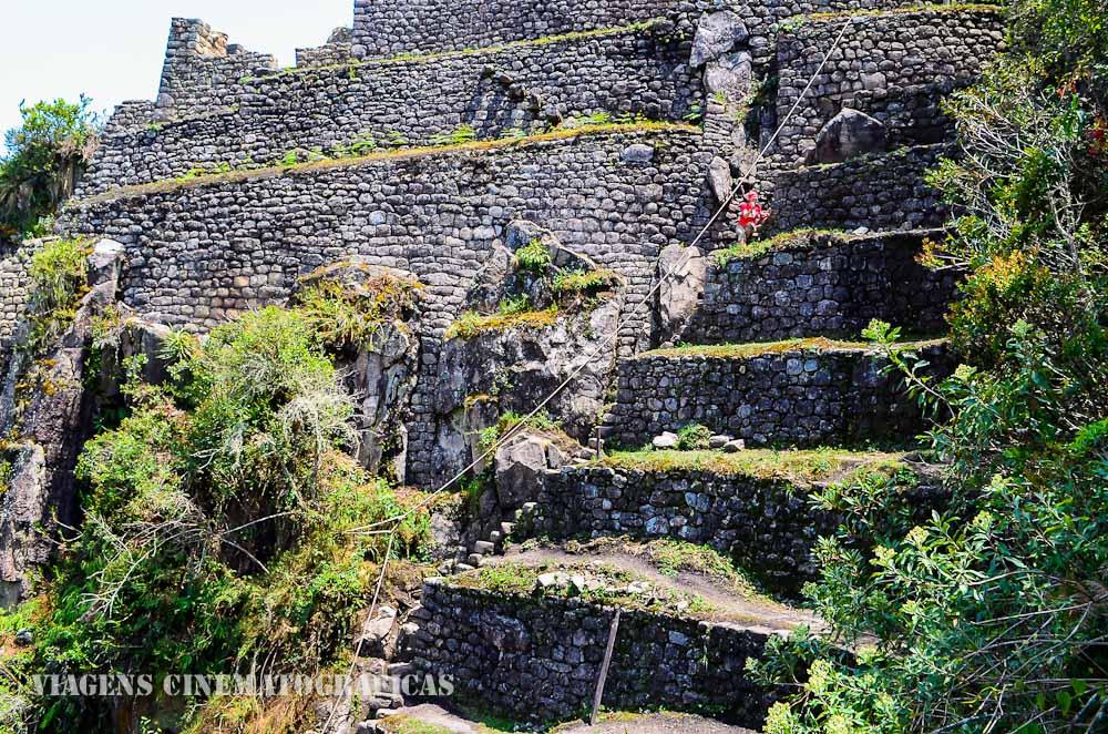 Huayna Picchu Machu Picchu Peru