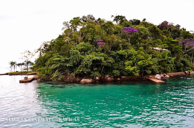 Paraty: Passeio de Barco