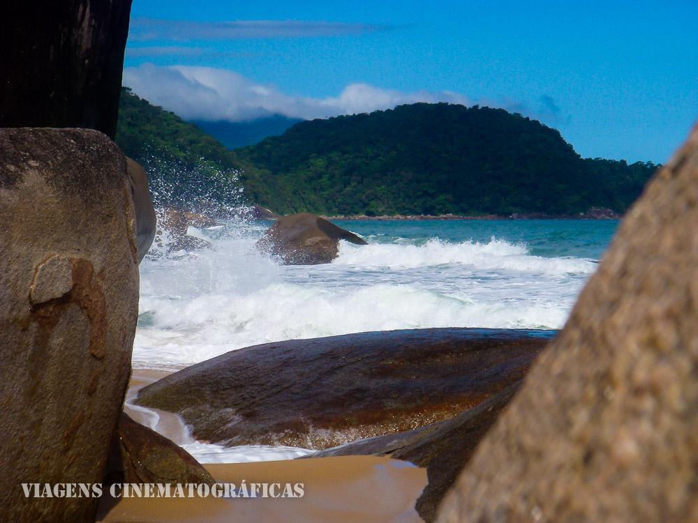 Trindade: Praia do Cepilho