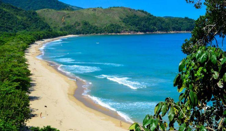 Praia do Sono: Paraty e Trindade