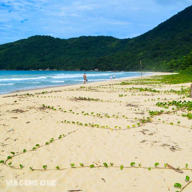 Paraty e Trindade: Praia do Cachadaço