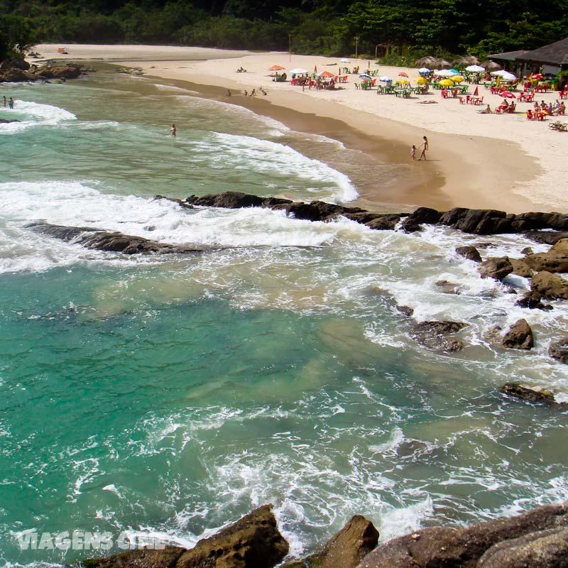 Trindade: Praia do Meio