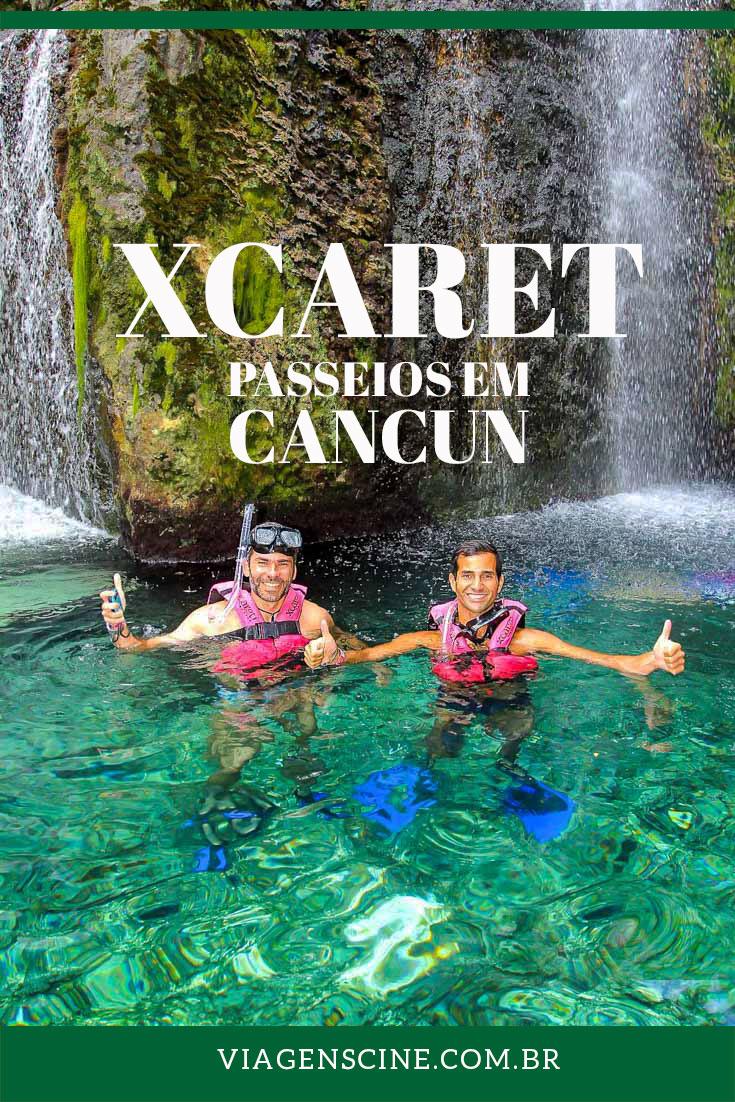 O que fazer em Xcaret - Passeios em Cancun