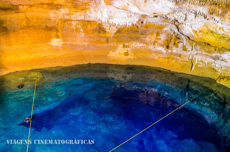 Cenotes no Mexico: Gran Cenote e Cenote dos Ojos