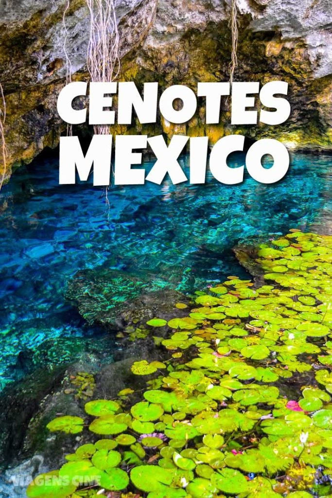 Cenotes Mexico: Cenote dos Ojos e Gran Cenote