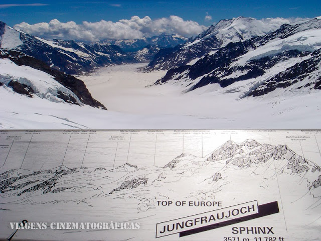 Jungfraujoch - O que Fazer