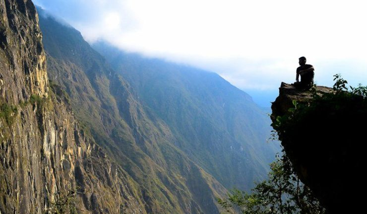 Machu Picchu Trilha Ponte Inca
