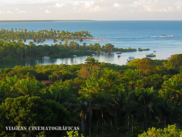 Pôr do Sol em Boipeba - Ilha de Boipeba Bahia