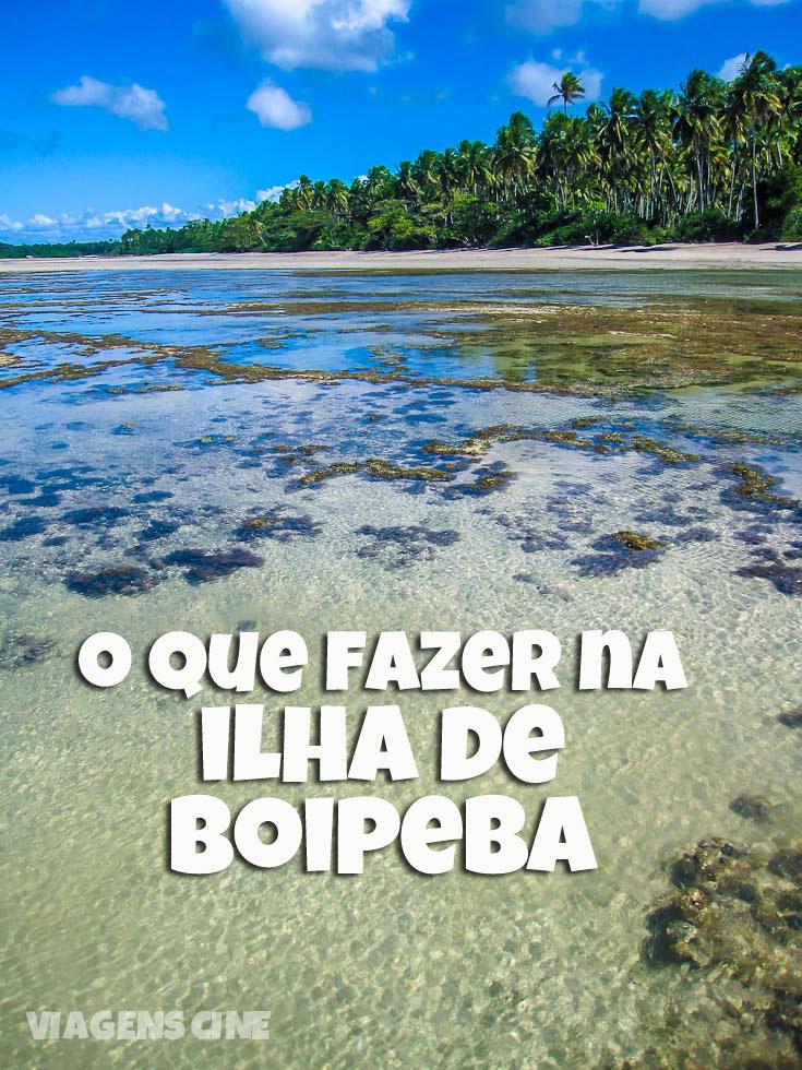 O que fazer na ilha de Boipeba, na Costa do Dendê da Bahia
