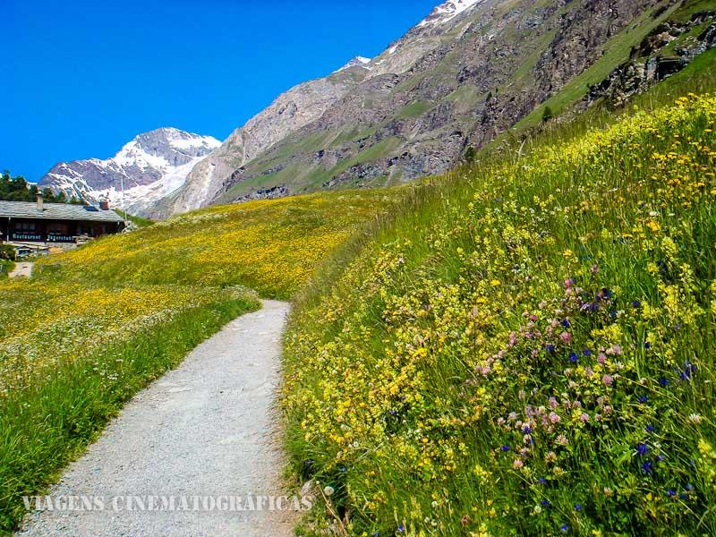O que fazer em Zermatt e a Montanha Matterhorn