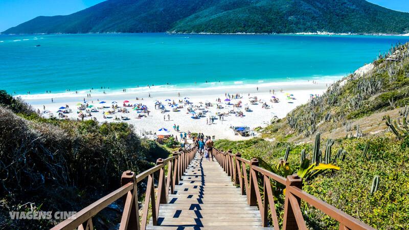 O que fazer em Arraial do Cabo RJ: Dicas e Roteiro de Viagem