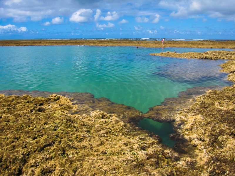 Melhores Praias da Bahia: Taipu de Fora