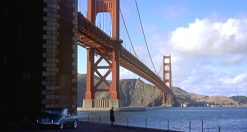 San Francisco Vertigo Alfred Hitchcock
