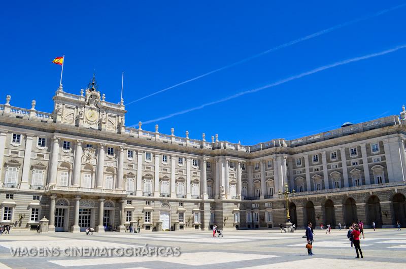 Palácio Real Madrid