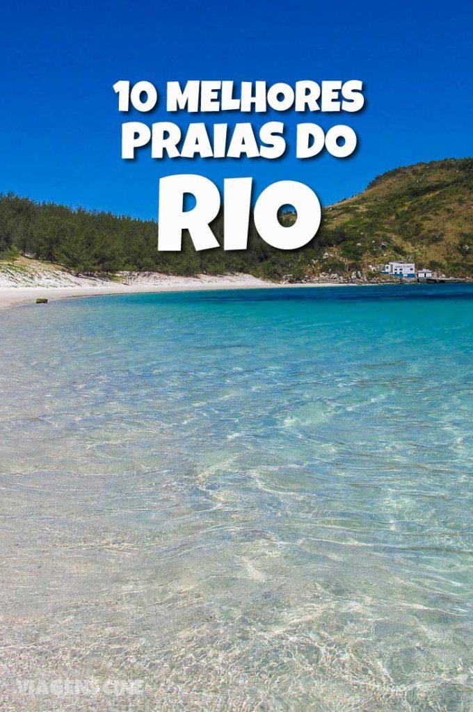 10 Melhores Praias do Rio de Janeiro