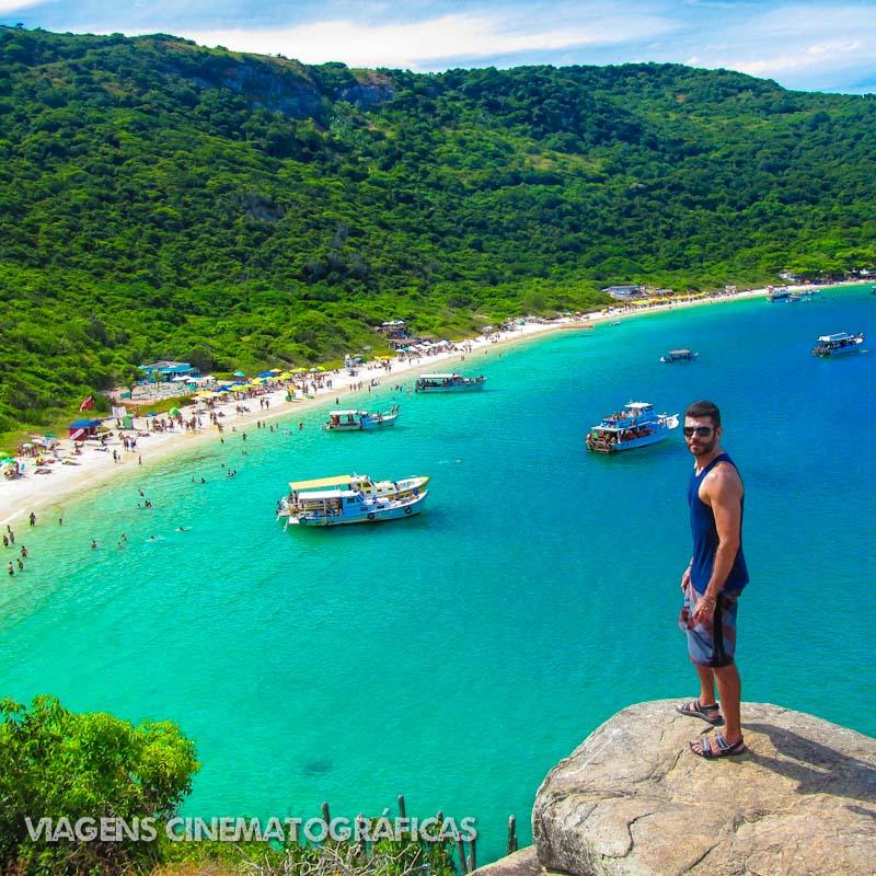 Melhores Praias do Rio de Janeiro - Praia do Forno