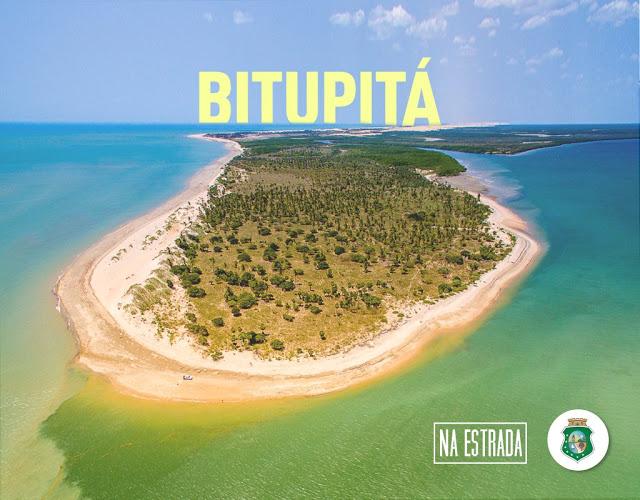 Melhores Praias do Ceará: Bitupitá