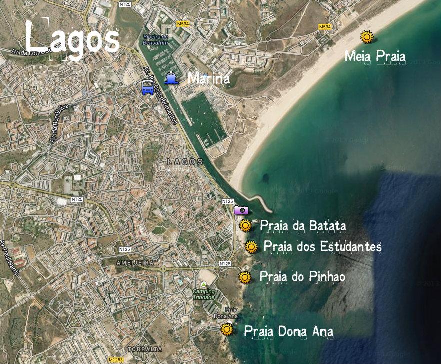 O que fazer em Lagos