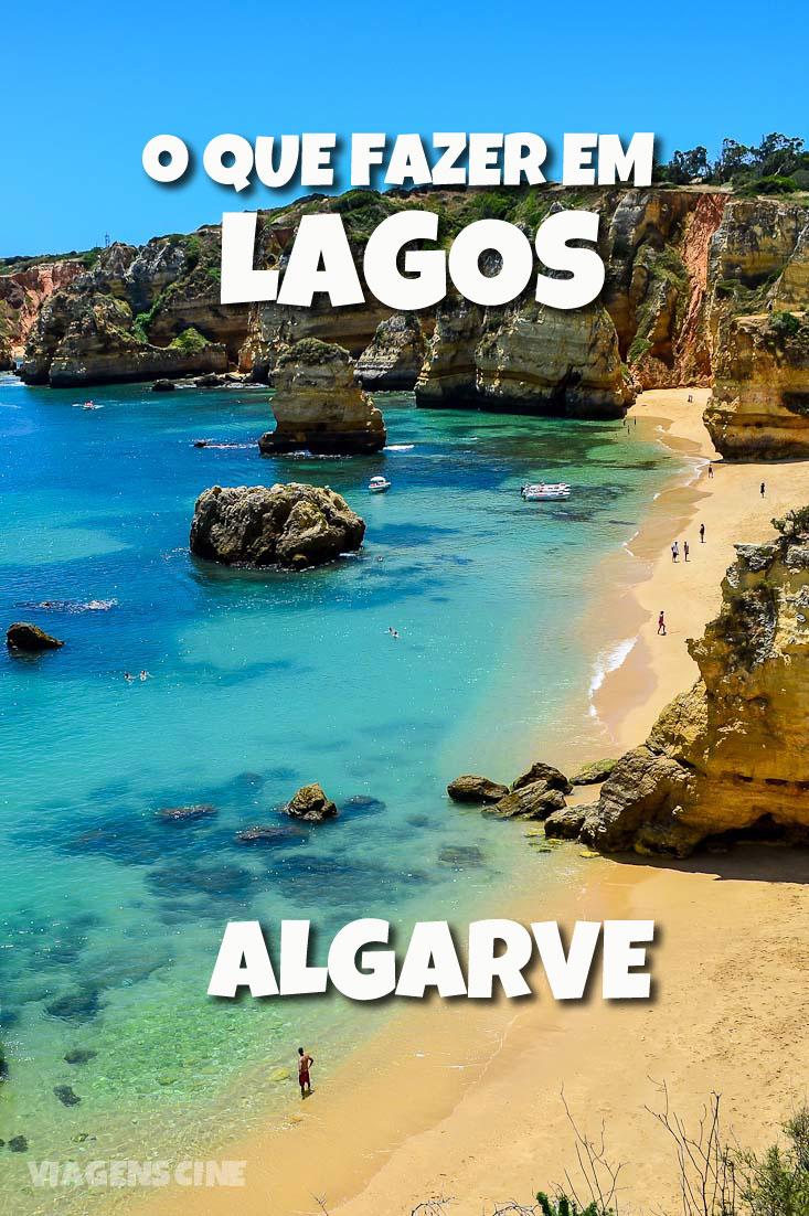 O que fazer em Lagos, Algarve - Praias do Sul de Portugal