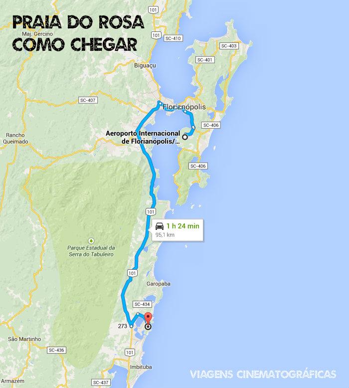 O que fazer na Praia do Rosa - Imbituba / Santa Catarina - Onde Fica - Como Chegar