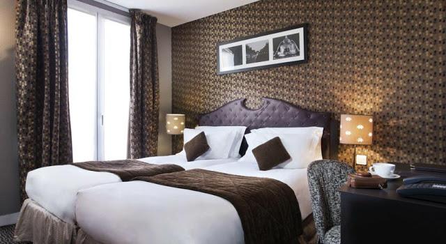 Onde Ficar em Paris - Dica de Hotel no bairro Nation