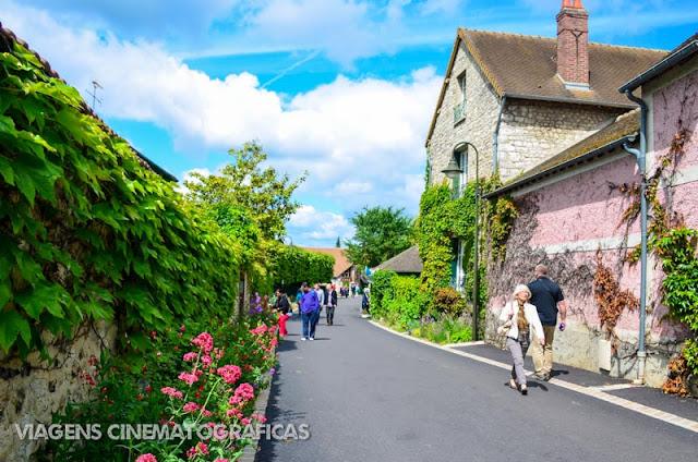 Ruas de Giverny
