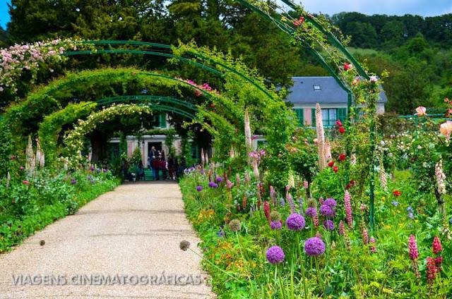 Clos Normand - Jardins de Monet em Giverny