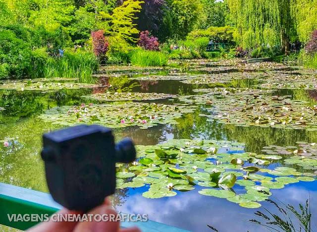 Jardins de Monet, em Giverny, por Fábio Pastorello