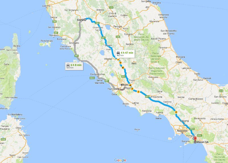 Roteiro Europa 30 Dias: França e Itália