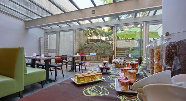 Onde Ficar em Paris: Hotel no Bairro Bastille. Foto: Booking.com