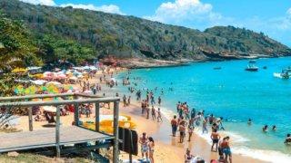 Búzios:Passeio de Buggy e Praia de João Fernandes