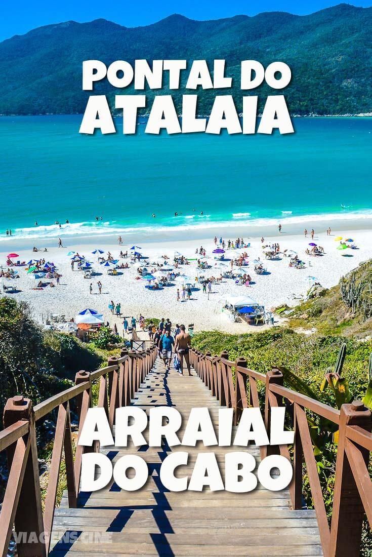 Pontal do Atalaia: O que fazer em Arraial do Cabo RJ