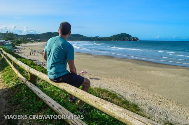 Praia do Rosa - Litoral de Santa Catarina