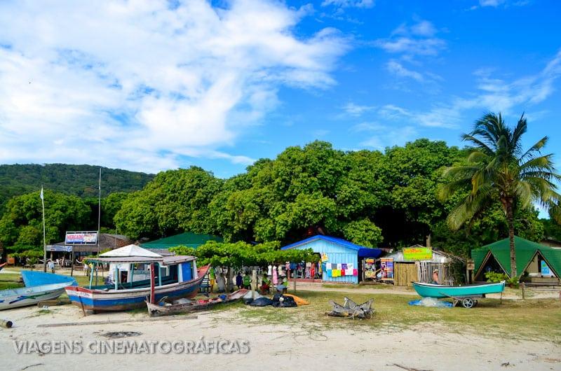 Ilha do Mel Encantadas