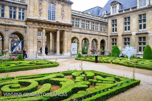 Museu Carnavalet Maris Paris