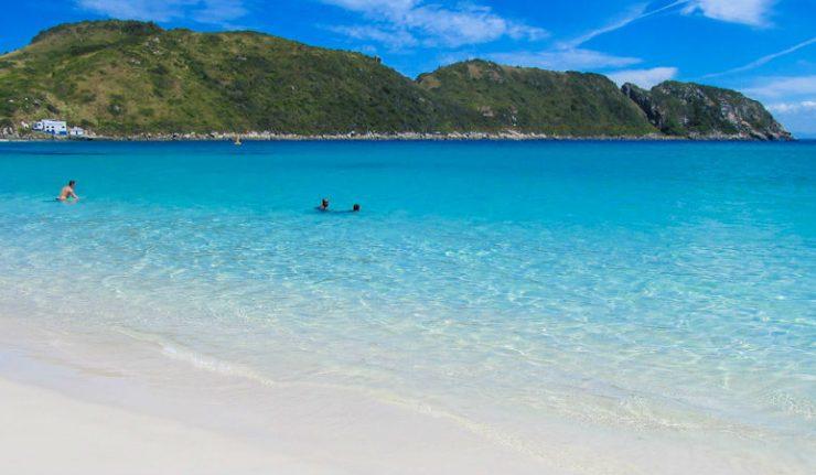 praias em Arraial do Cabo