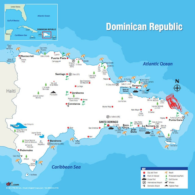 Hard Rock Hotel Punta Cana: Melhores Resorts All Inclusive no Caribe. Fonte: Go Republica Dominicana