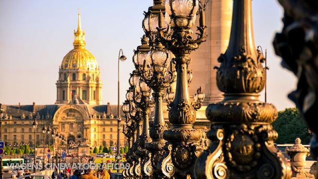 Paris e Pont Alexandre III: Pontos Turísticos