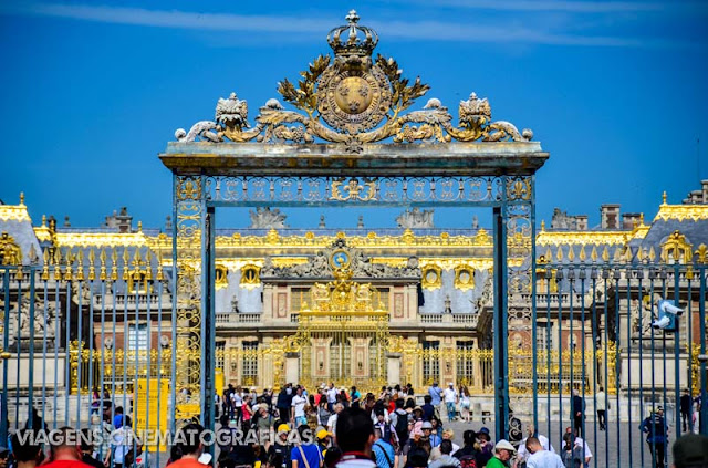 Palácio de Versalles - Quando Visitar