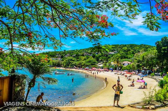O que fazer em Búzios: Praia dos Ossos