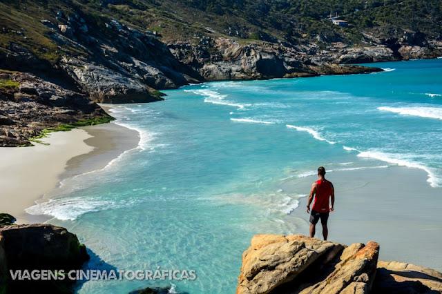Melhores Praias de Arraial do Cabo: Praia Brava