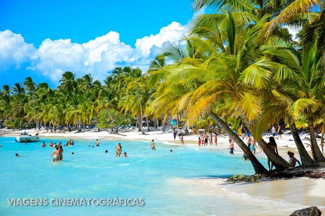 Isla Saona: Passeio em Punta Cana