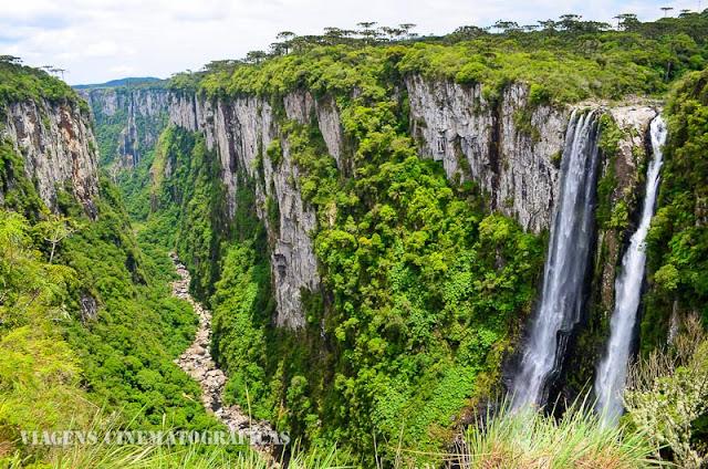 Dicas de Viagem de Ecoturismo no Brasil: Aparados da Serra